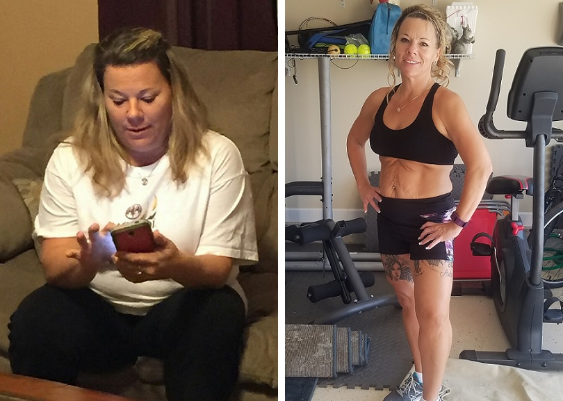 4ever24fit Testimonial Weight Loss